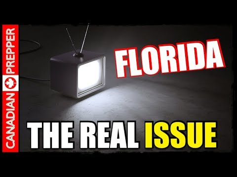 Florida: No One Wants to Talk About this...