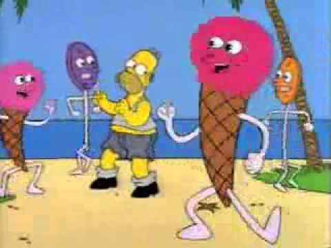 Simpsons Latino - Sugar tu tu tu tu!!!