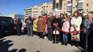 """Последние апплодисменты Марине Поплавской: как Житомир прощался с актрисой """"Дизель шоу"""""""