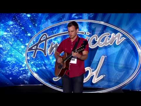 Clark Beckham Audition (Nashville)