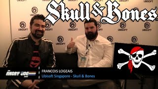 Angry Interview - Skull & Bones E3 2017