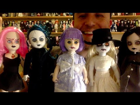 Living Dead Dolls 20th Anniversary Series 35 Review