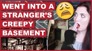 I Wandered Into A Stranger's Creepy Basement | Storytime thumbnail