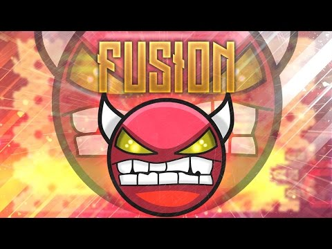 FUSION BY MANIX648!! (Level Practice) [Sub for Shoutout] Geometry Dash