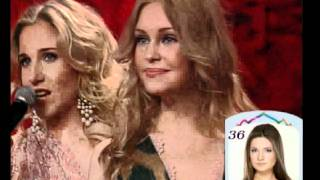 MISS RUSSIA 2012 - TOP 10 -  PARTE 1.