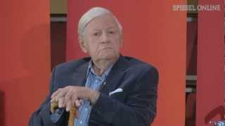 Zeitzeugen-Gespräch: Helmut Schmidt und die SPIEGEL-Affäre