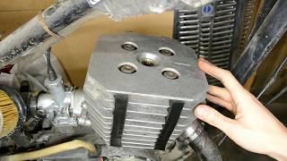 измеряем степень сжатия двигателя(на примере двигателя Восход 3М-01, ЗиД Сова-200)