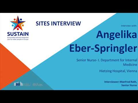 SUSTAIN Interview 3: Angelika Eber-Springler