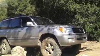 тест-драв Toyota Land Cruiser 100...HD