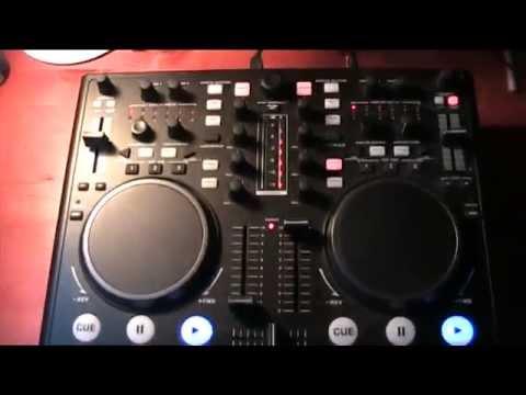 Mc Crypt midi 7 digital dj controller overview