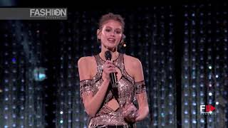 KAIA GERBER Model of the Year   The Fashion Awards 2018 - Fashion Channel