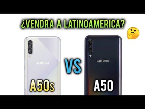 A50 Vs A50s