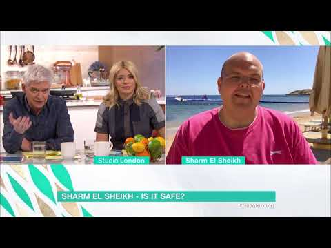 Sharm El Sheik - Is It Safe? | This Morning