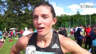 AtletiCAGenève 2016   Lea Sprunger 400 m haies