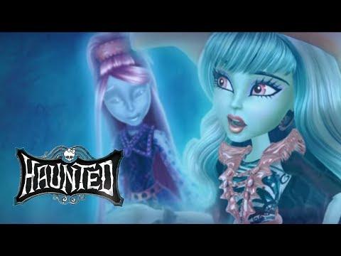 Монстер Хай: учимся быть призраками! Лучшие мультики для девочек. Призрачно. Monster High