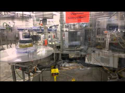 Krones Still and Carbonated Mineral Water Bottling line (2003 - 2006)