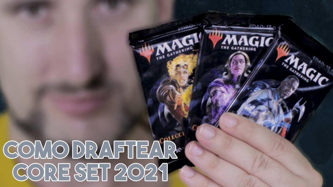 GUIA de draft 🗺️ CORE SET 2021 con David González