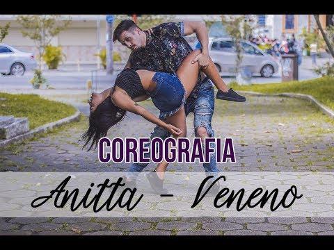 Veneno - Anitta  Coreografia Gibson Moraes