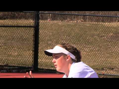 Women's Tennis vs. Mount Union 03-18-2015