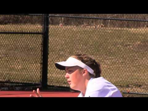 Women's Tennis vs. Mount Union 03-18-2015