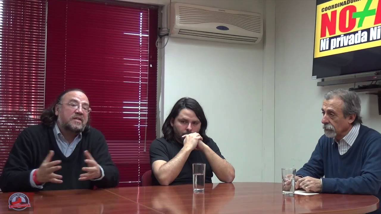 Video: Alberto Mayol entrevista a Luis Mesina