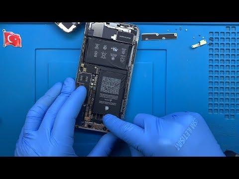 IPhone XS Max Ekran Ve Batarya Değişimi 🇹🇷 #iphonexsmax