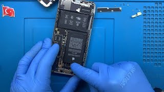 iPhone XS Max Display and Battery Replacement