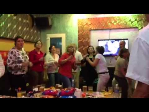 Karaoke Chevilly-larue/Yenbai 11/2013_part 1