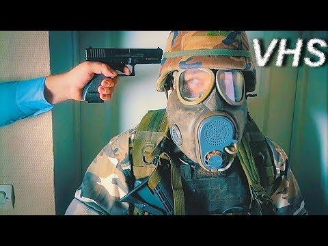 Half-Life: Foxtrot Uniform - Короткометражка на русском - VHSник