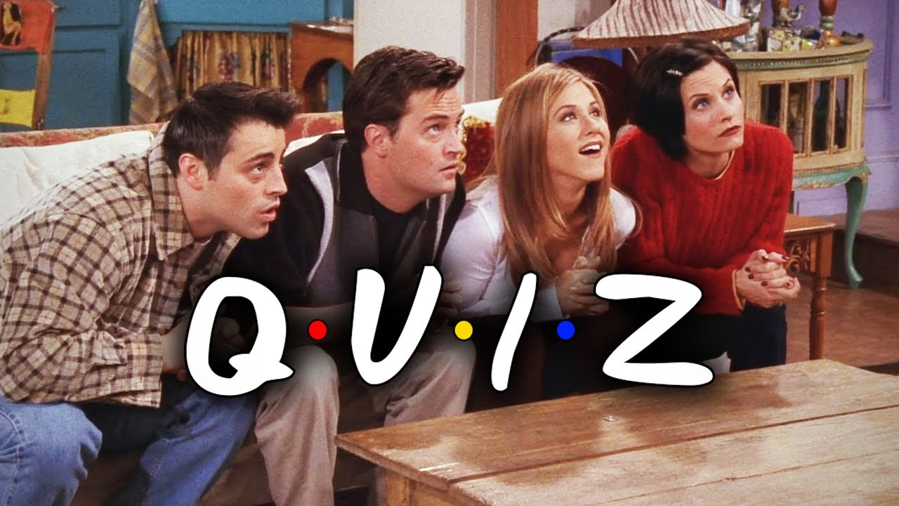 The One With Ultimate Friends Quiz