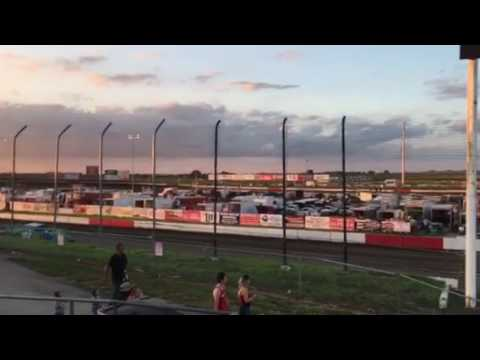 I-80 speedway Grand National Heat #2 July 28, 2017