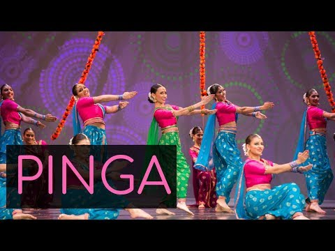 Kruti dancers perform Pinga! (Bajirao...