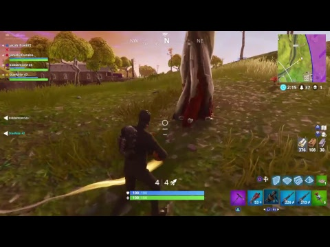 Play FORTNITE With Star Night 50 v 50