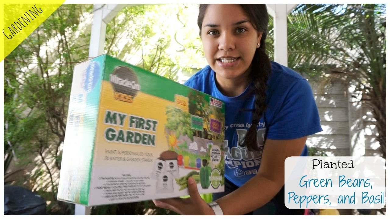 My First Garden Kit|Gardening Day