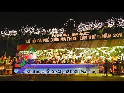 Khai mạc Lễ hội Cà phê Buôn Ma Thuột lần thứ 4 - 2013 | LEHOICAPHE