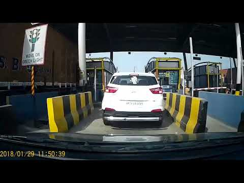 Journey Kanpur to New Delhi Time Lapsed