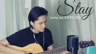 Stay Daryl Ong KAYE CAL Acoustic Cover.mp3