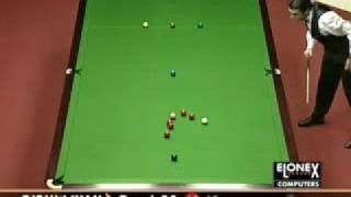 Snooker 147 - THE FASTEST SNOOKER 147 BREAK EVER - by  Ronnie O'Sullivan