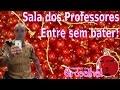 Groselha nº 93 - Sala dos Professores - Entre sem bater!