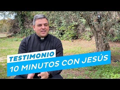 🔵10 MINUTOS CON JESÚS. Entrevista A Don Javier Sánchez-Cervera