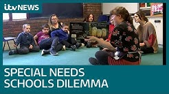 Special needs schools face agonising decision on reopening | ITV News