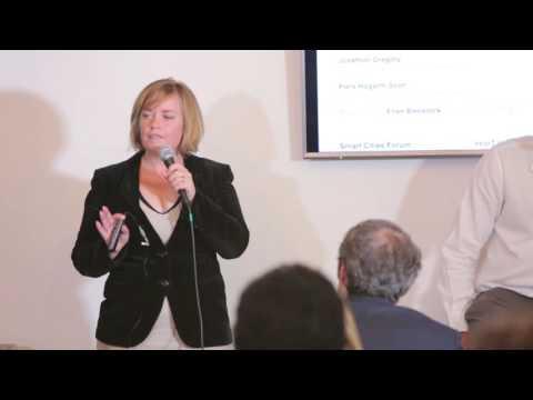 Linda Scott (Councillor, City of Sydney) - Everything IoT - Smart Cities Forum 2016