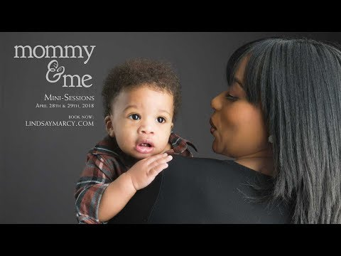 """Mommy & Me""  Lindsay Marcy Design & Photography"