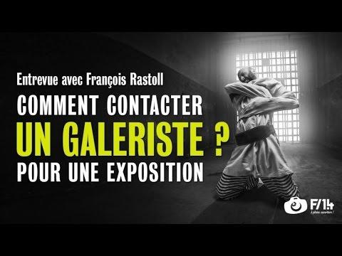 Comment contacter un galeriste pour votre exposition ? - F/1.4 S05E16