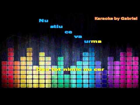Karaoke Deepcentral - Sus pana la cer