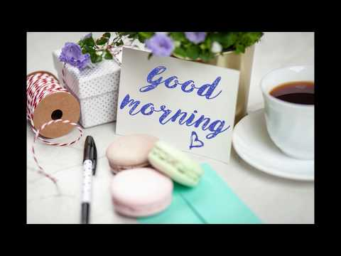 Good Morning Wishes 30 Seconds Whatsapp Status Video Happy