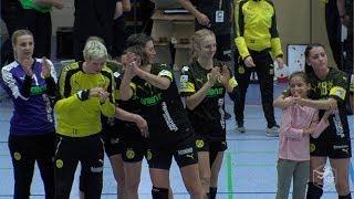 Damen Handball Bundesliga Bor. Dortmund - TV Nellingen