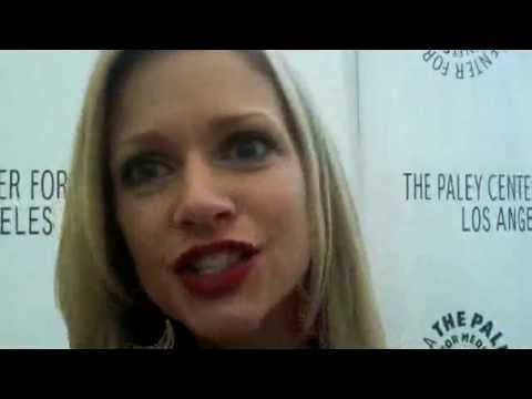 CRIMINAL MINDS: AJ Cook talks about her return