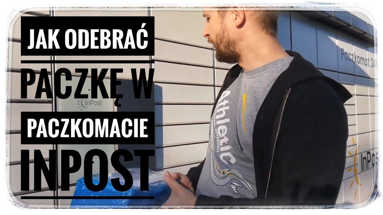 Jak Odebrac Paczke W Paczkomacie Inpost Forumwiedzy Youtube