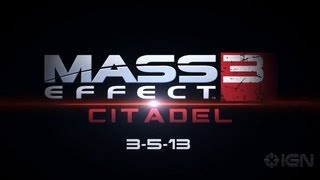 Mass Effect 3_ Citadel DLC Trailer